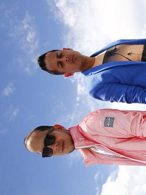 Ángel y Khriz estremecen NYC