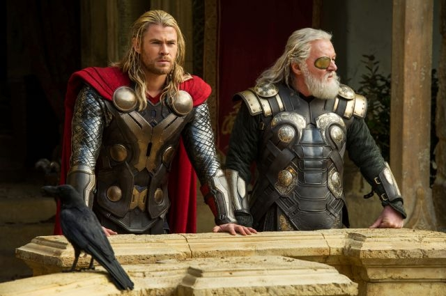 """Thor: The Dark World"" encabeza la taquilla"