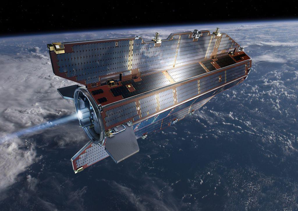 Satélite Goce se desintegró al entrar a atmósfera terrestre