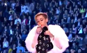 """Holanda podría bajarle """"la nota"""" a Miley Cyrus (video)"""
