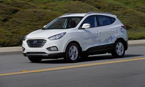 Hyundai prepara un vehículo impulsado con celulas de hidrógeno