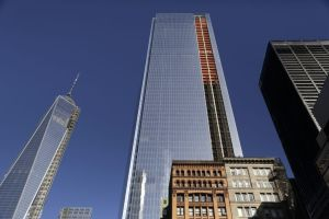Abre primera torre de oficinas del World Trade Center