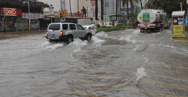 Nueva emergencia en México por inundaciones