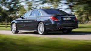 Llega la tercera generación del Mercedes-Benz S65 AMG