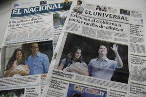 Diario venezolano alerta sobre escasez de papel