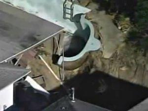 Nuevo socavón mutila dos casas en Florida (video)