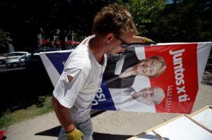 Chilenos eligen a su nuevo presidente el domingo