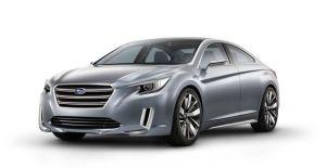 Se acerca el nuevo Subaru Legacy