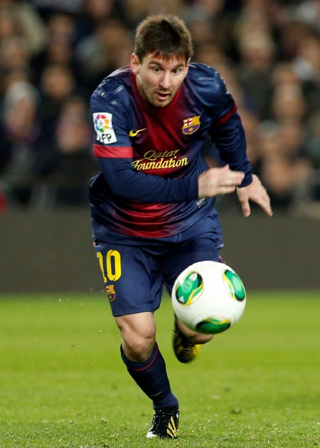 A 10 años del debut de Leo Messi