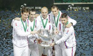 La República Checa refrenda título en Copa Davis