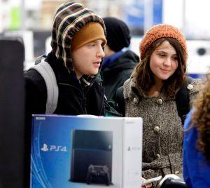 En sólo un día se venden un millón de PlayStation 4
