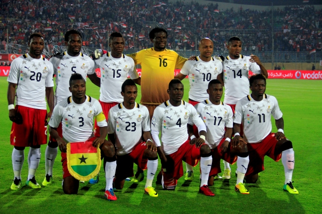 Ghana y Argelia se suman a la fiesta