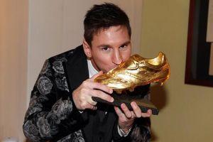 El excéntrico saco de Messi cuesta cinco mil euros (Video)