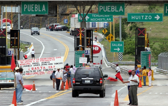 Las rutas seguras para viajar a México