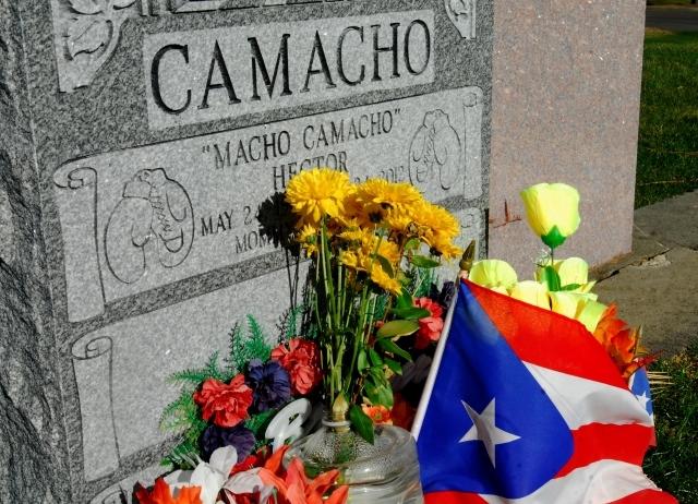 """Fans en El Bronx no se olvidan del """"Macho"""" Camacho"""