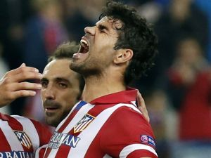 Diego Costa hace golazo de chilena (VIDEO)