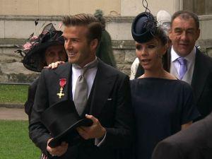 Victoria Beckham, ¿Dama del Imperio Británico?