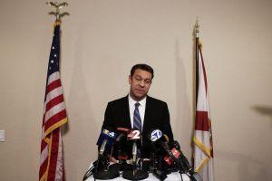 """Carrera de """"legislador cocaína"""" se derrumba en Florida"""