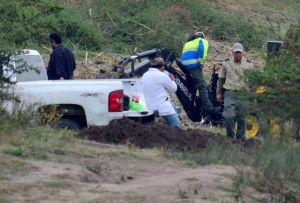 Aumentan a 42 los cadáveres hallados en fosas en Jalisco