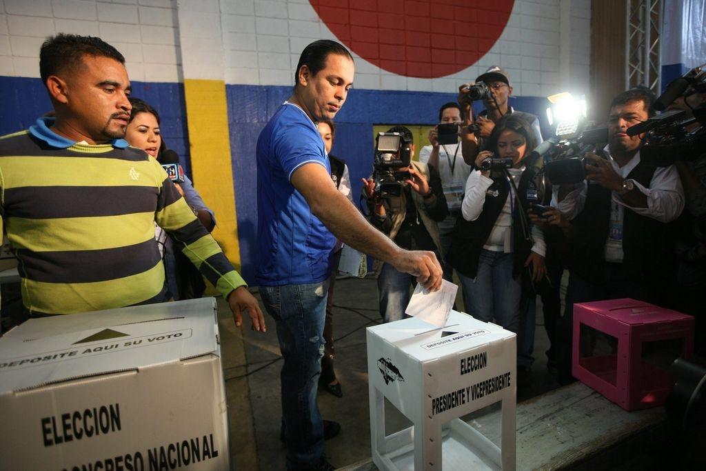Elecciones en Honduras con alta participación