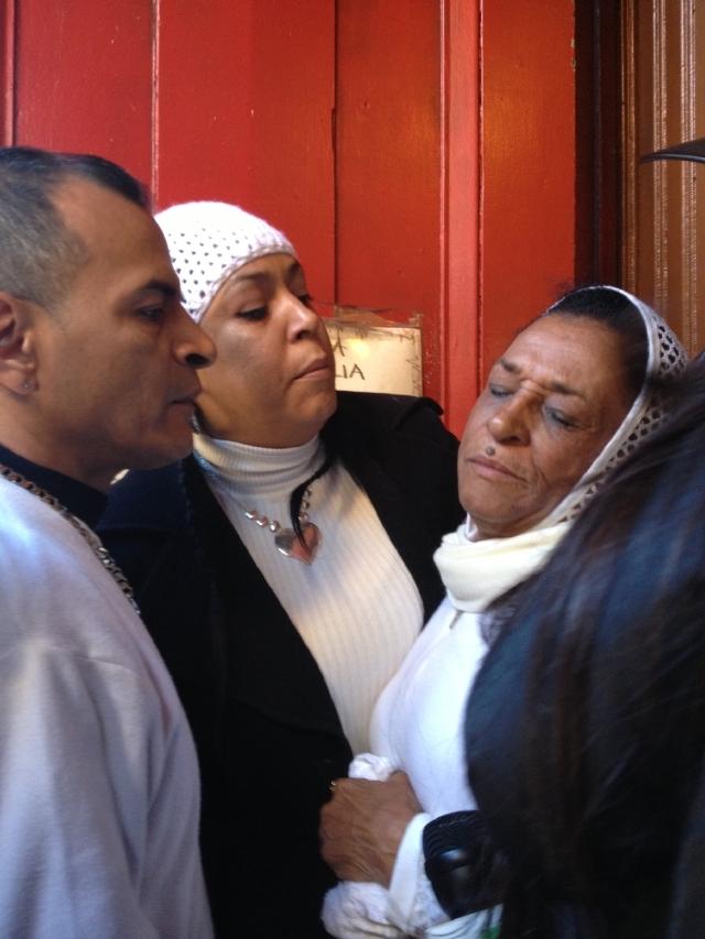 """Madre del 'Macho' Camacho: """"Mi hijo no está muerto"""""""