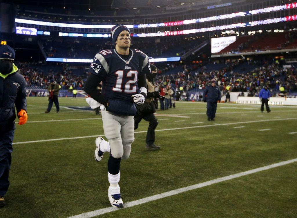 """Brady resultó más """"bronco"""" que Manning"""