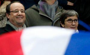 Hollande y su ministra de Deportes discuten candidatura olímpica
