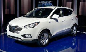 """Hyundai anuncia el primer auto """"fuel cel"""" con producción masiva"""
