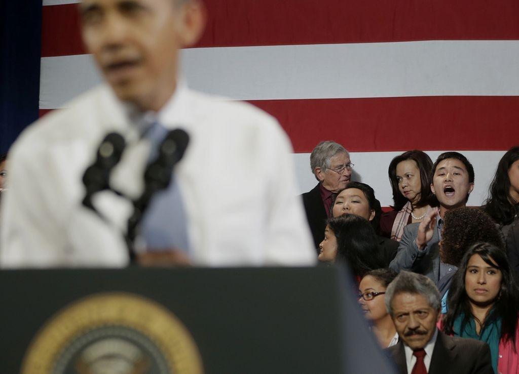 Joven que calló a Obama dice que Presidente mintió