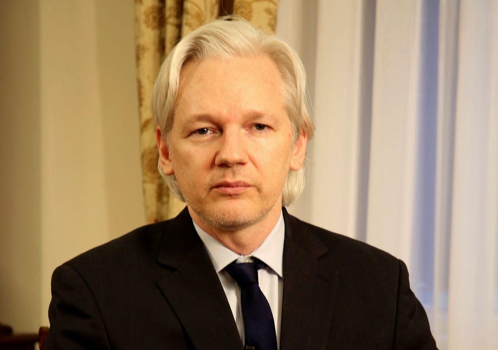 EEUU descarta acusaciones legales contra Assange