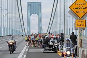 Encuentran esqueleto de posible corredor del Maratón de NYC debajo del Puente Verrazzano