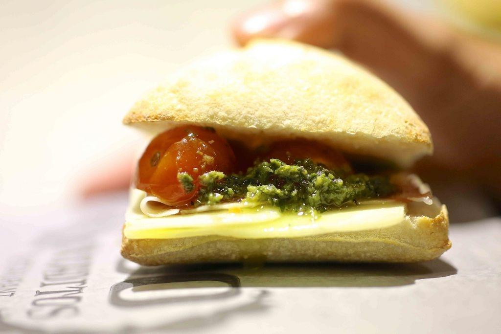 Invasión de pequeños sándwiches en NYC