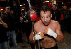 Judah y Malignaggi lucharán trono boxístico en Brooklyn