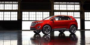Ford expone su visión de futuro en un SUV