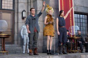 'Frozen' y 'Catching Fire' rompen récords en taquilla