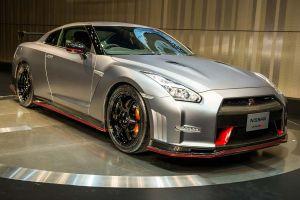 NISMO es la versión más radical del Nissan GT-R