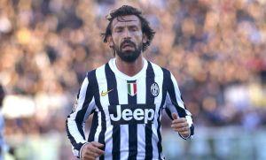 Pirlo, estelar de la selección italiana, está lesionado