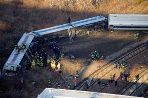 Fatal  accidente ferroviario