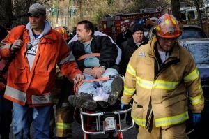 Maquinista dormitaba cuando tren descarriló en El Bronx
