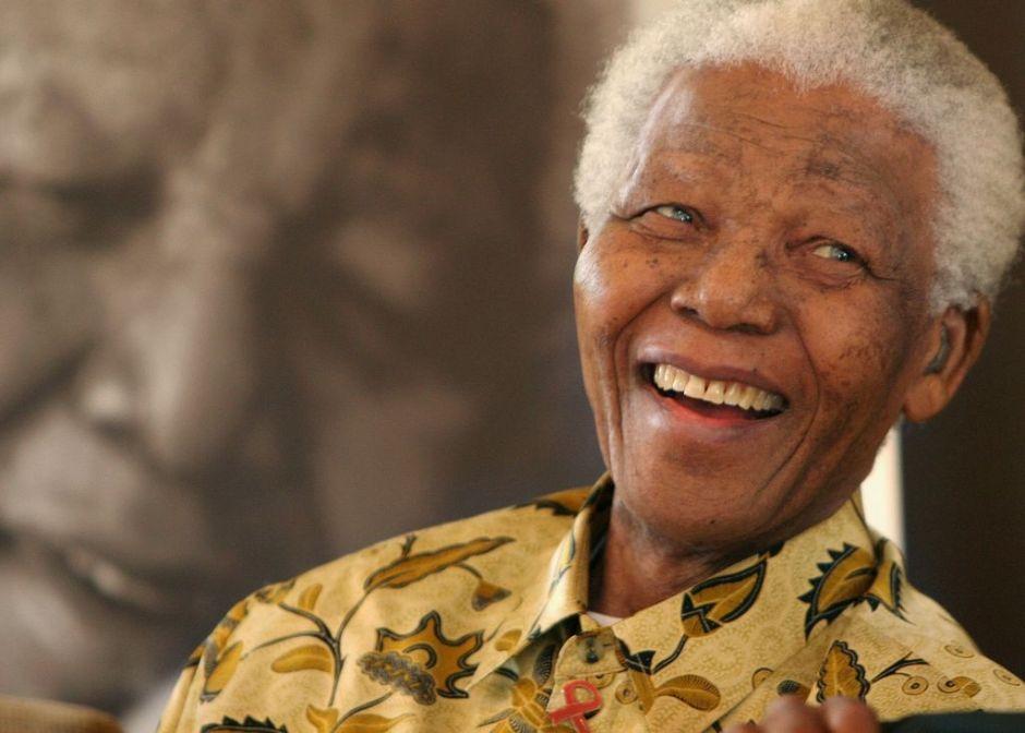 Famosos lloran a Nelson Mandela