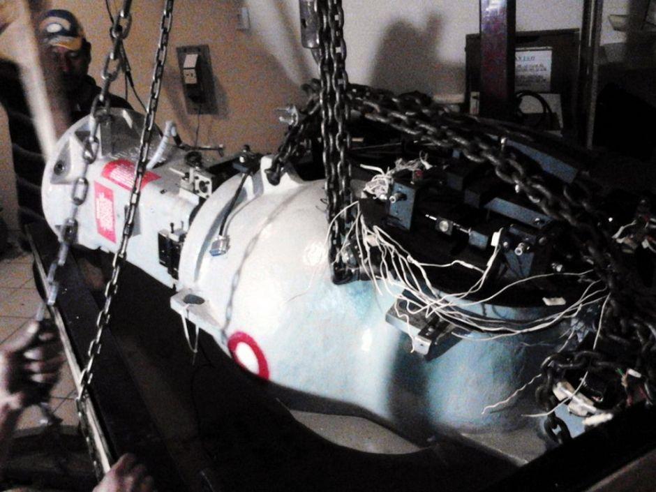 Población está segura tras hallarse el cobaldo robado en México
