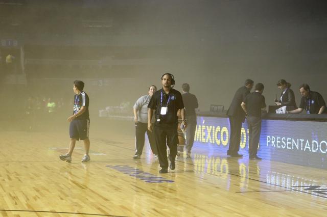 Se frustra juego en México