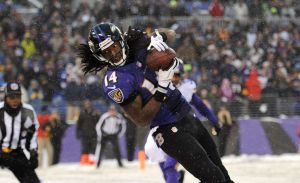 Ravens vienen de atrás para vencer a Vikings