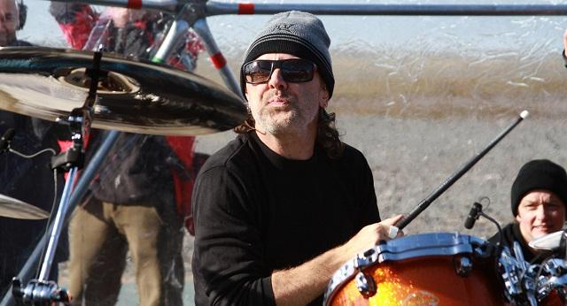 Metallica ofrece concierto en la Antártida