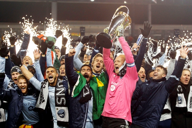 Kansas City gana Copa MLS en drámática final