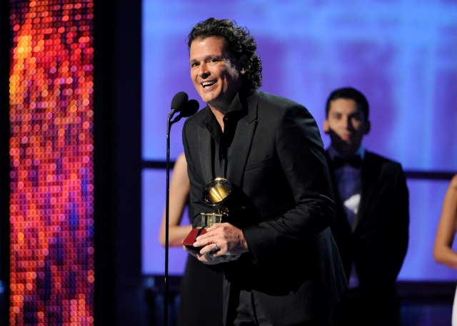 Relevancia de artistas  latinos  en  el Grammy