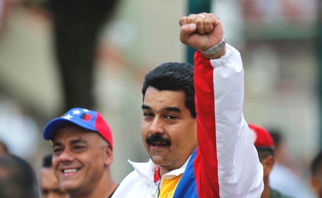 Elecciones en Venezuela son como plebiscito para Maduro