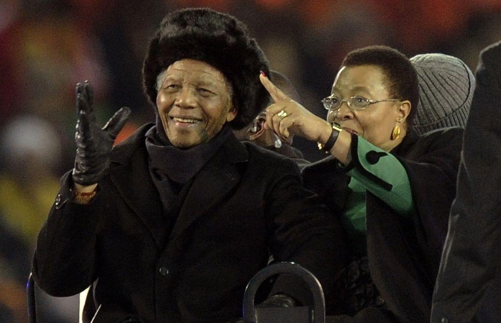 Rememoran última aparición pública de Mandela