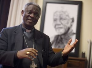 El Papa envía representante al funeral de Nelson Mandela