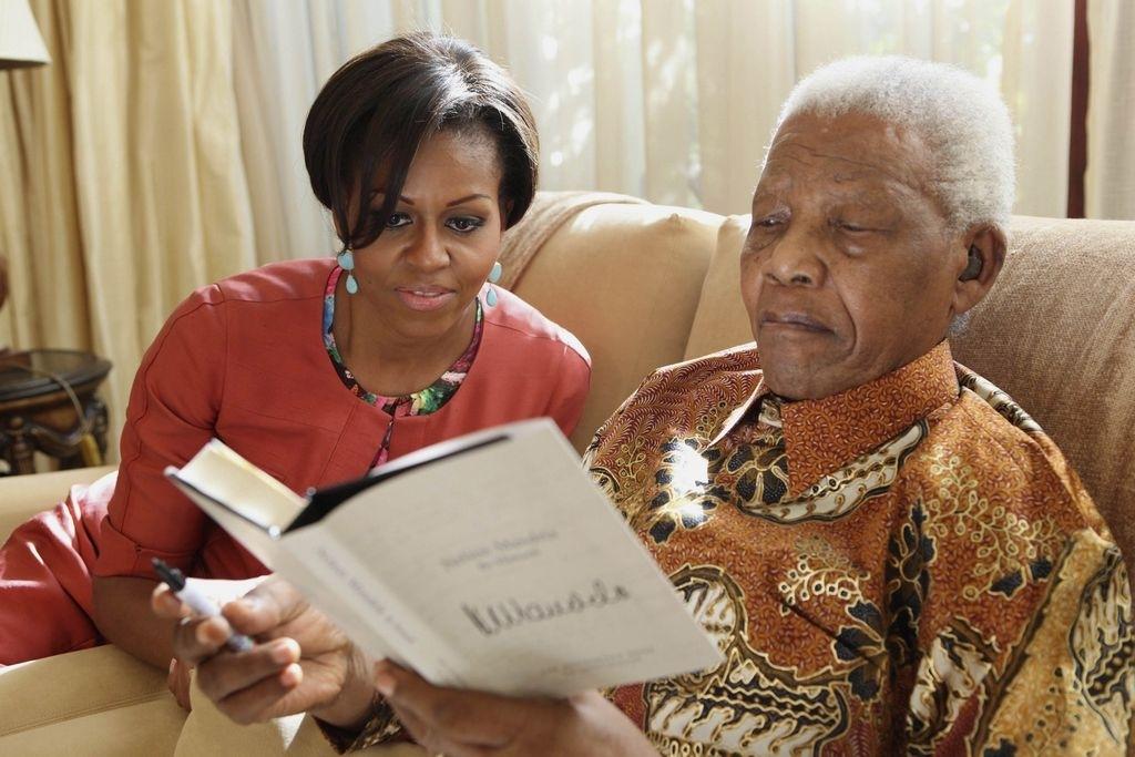 Los Obama asistirán al funeral de Mandela